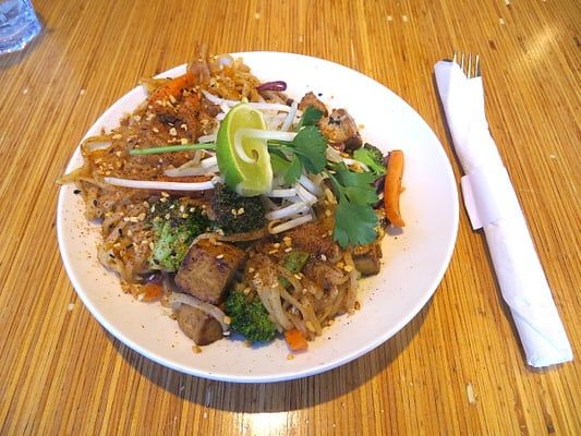 indonesian peanut saute   noodles and company, recipes