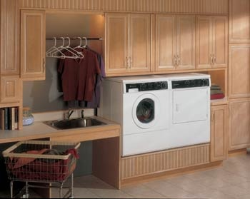 Kitchen win bending washer and dryer and hard times for Win a kitchen remodel