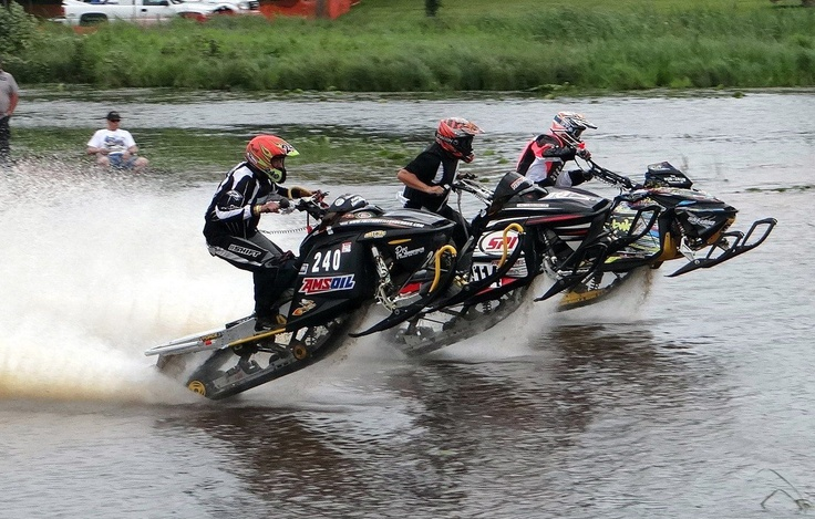 """Watercross with Rob """"The Doc"""" Henderson"""