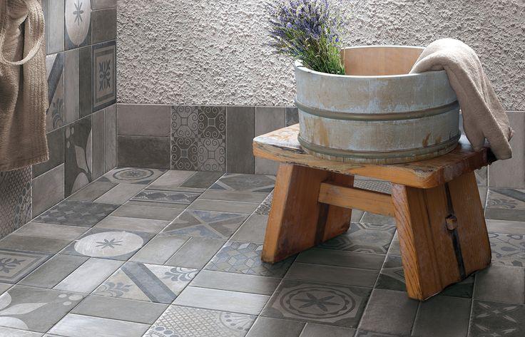 Classic cir manifatture ceramiche new orleans for Carrelage 20x20 beige