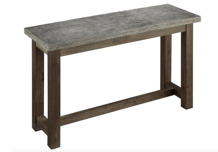 http://www.houzz.com/photos/28651476/Concrete-Chic-Console-Table-transitional-console-tables