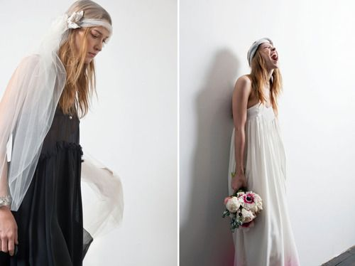 hipster wedding dress | The Ultimate Guide to the Hipster Wedding - Weddings Week 2012 ...