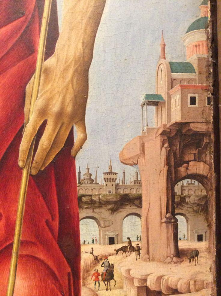 Del Cossa, san Giovanni Battista
