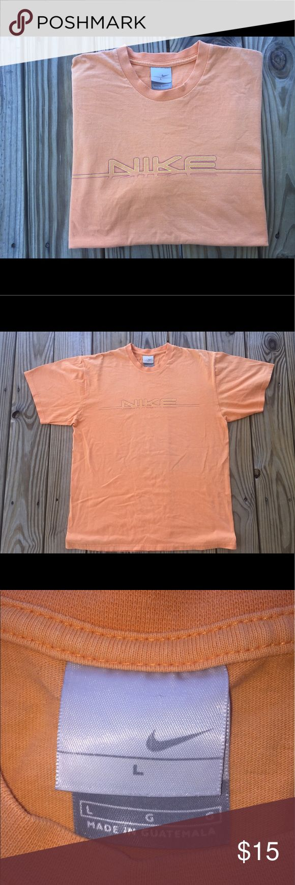Vintage Nike Gray Tag Mango Tshirt In great condition from a smoke and pet free home Nike Shirts Tees - Short Sleeve