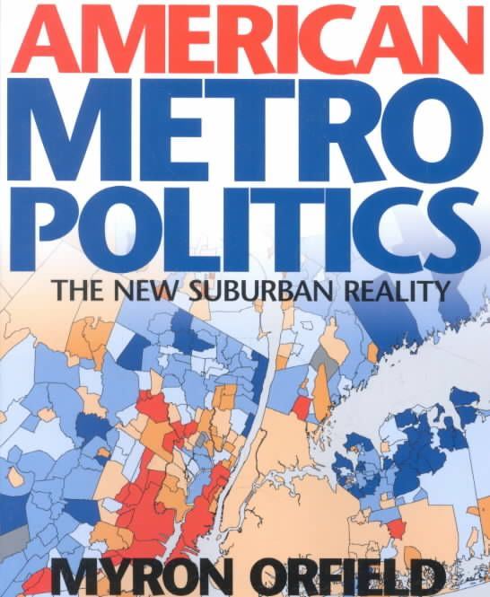 american metropolitics the new suburban reality pdf