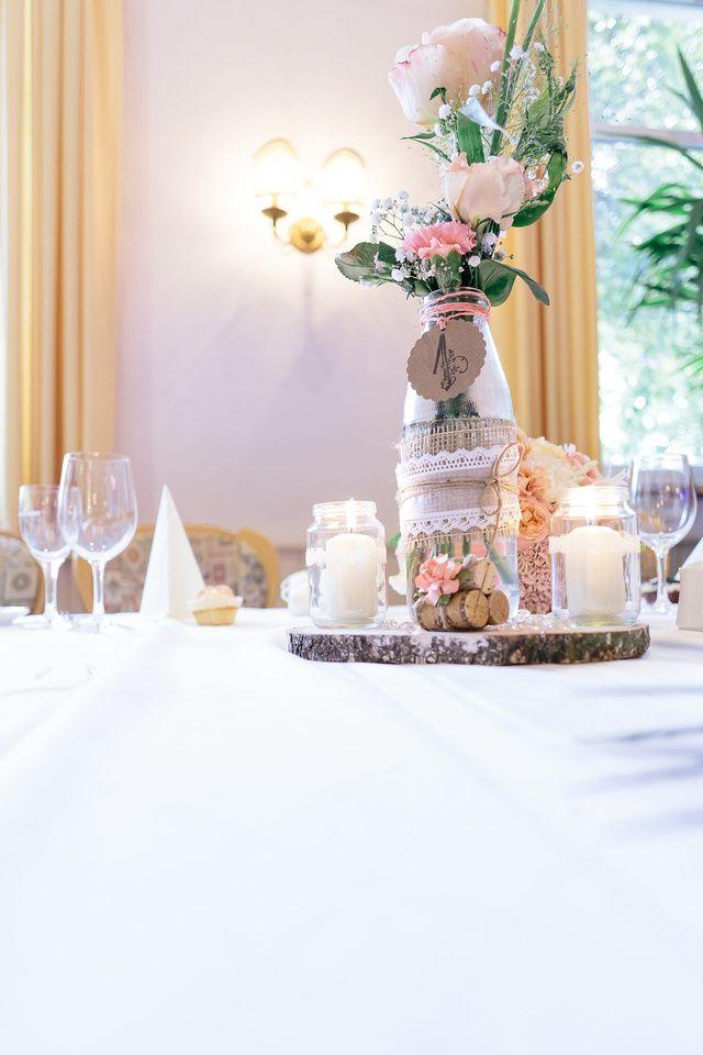 32 best almhochzeit images on pinterest hochzeit deko for Hochzeitstafel deko