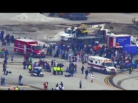 California Floods, Eagle babies (Prophetic) Official Trump vote, ft Lauderdale airport shooting - YouTube