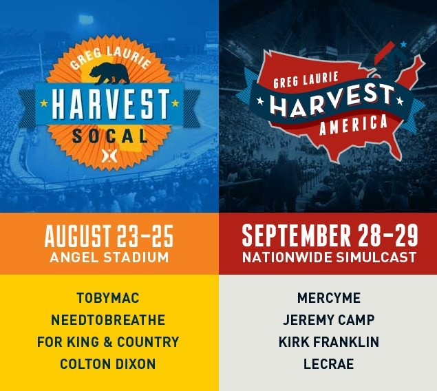 You can sign up your church or group to be part of Harvest America 2013 harvestamerica.com Sept 28-29 Share the Gospel!