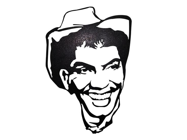 Rostro Cantinflas