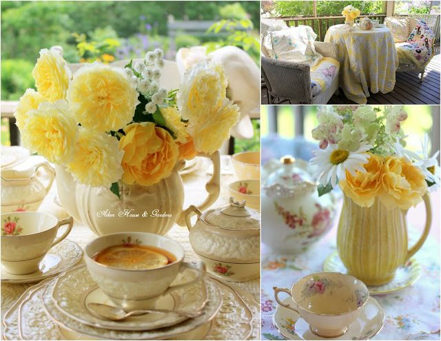 The 123 best Afternoon Tea Party Planning images on Pinterest | Tea ...