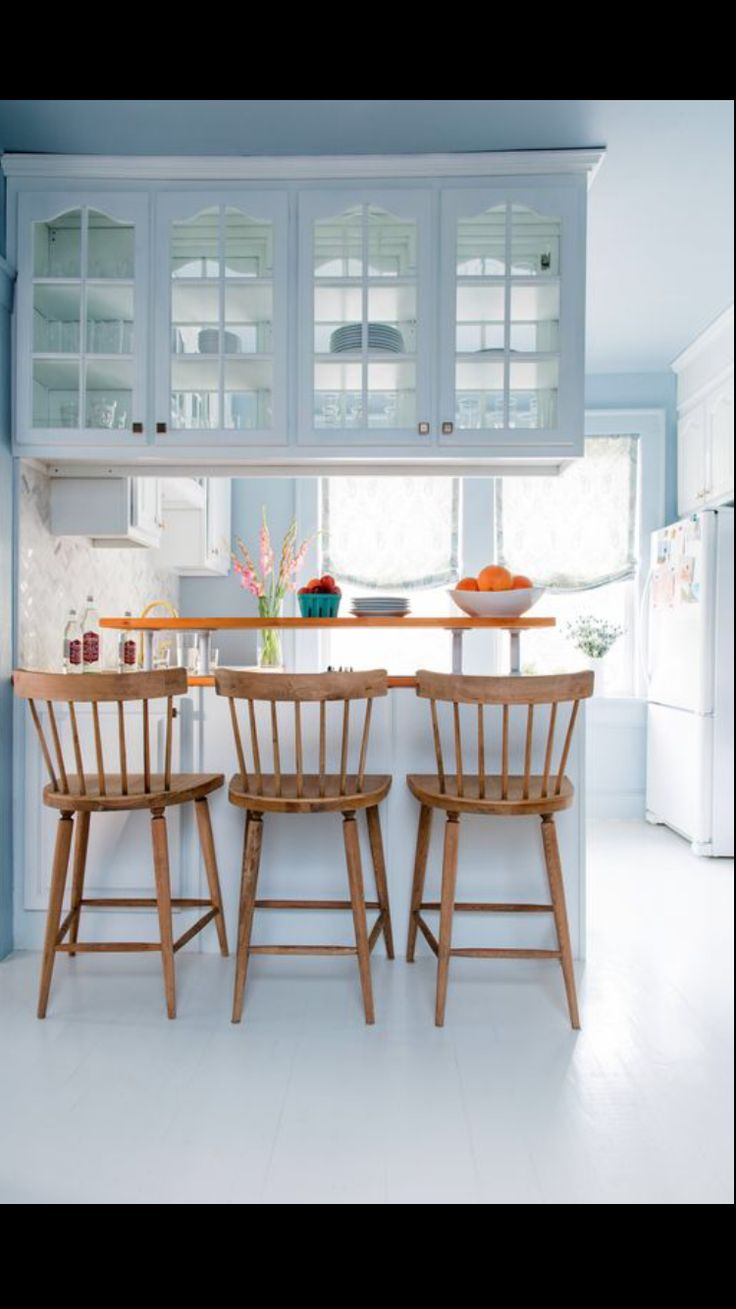 98 best Kitchen /colors/ stools ATL images on Pinterest | Kitchens ...
