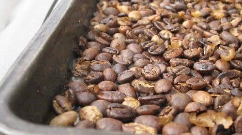 How to Roast Coffee at Home on a Grill