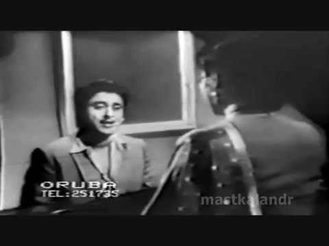 ajab hai dastaan teri aye zindagi..Rafi_Hasrat Jaipuri_ S J _Shararat1952..a tribute - YouTube