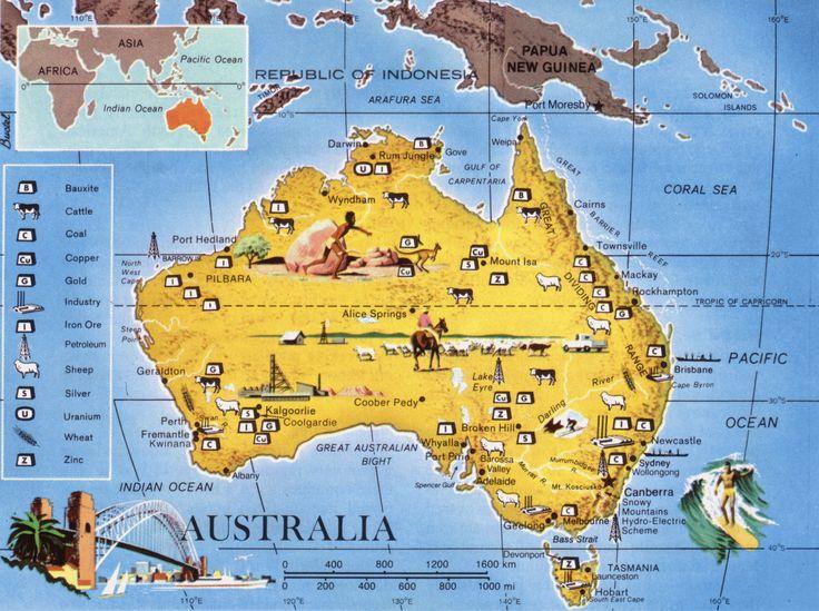 australia resource map danielelina