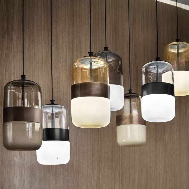 combination modern pendant light fixtures. Futura SP 23 Pendant Light. Amber GlassModern LightingSuspended Combination Modern Light Fixtures I