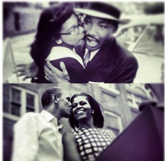 Power couples in love