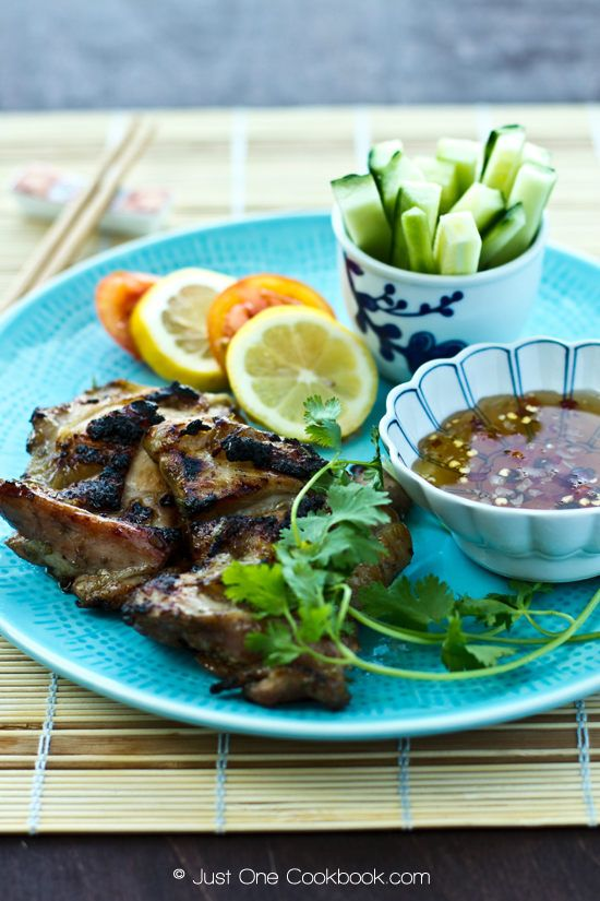Grilled Lemongrass Chicken | Easy Japanese Recipes at JustOneCookbook ...