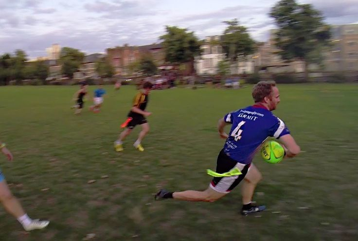 Tag Rugby (Refcam) Mixed A Grade Final (Late Summer) - Speight's v Hackn...