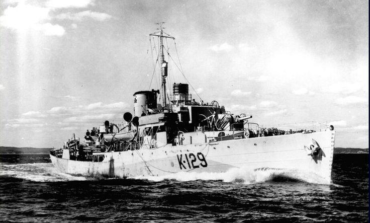 HMCS Agassiz K129