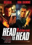 Head to Head: Steven Seagal vs Jean Claude Van Damme - 8 Action Films [2 Discs] [DVD], 32730142