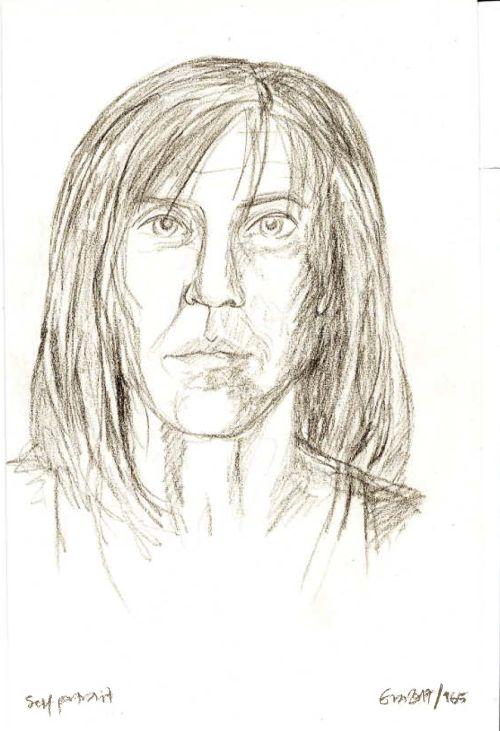 165/365: Self portrait