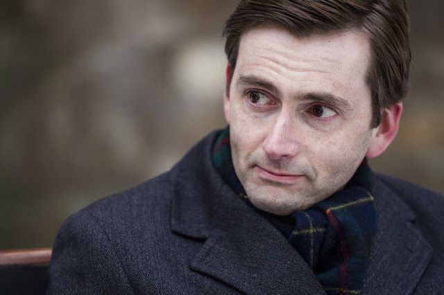 PHOTOS: The Escape Artist Stills | DAVID TENNANT NEWS UPDATES