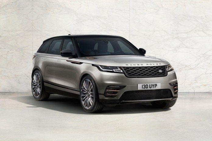 レンジローバー史上最高傑作と言える新モデル Range Rover Velar が発表