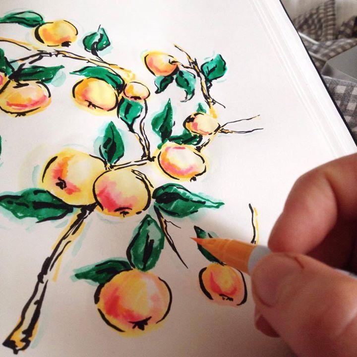 Peaches- Genevra Bell Style