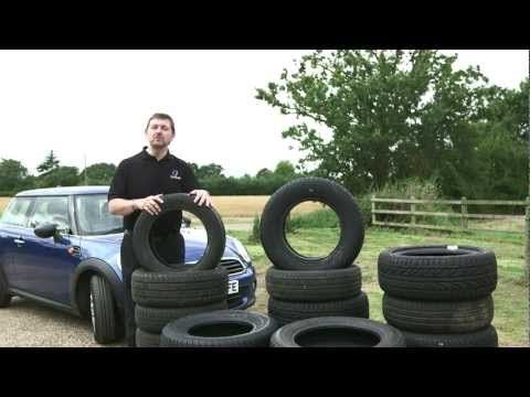Continuing Tyre Safety Month, here's a short video courtesy of TyreSafe, which highlights the potential dangers of purchasing part-worn tyres:
