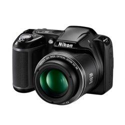 Nikon Coolpix L320 - negru - F64