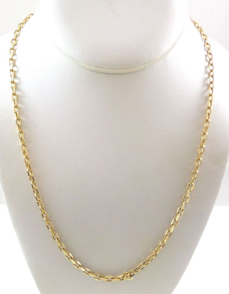p necklace men plated jewelry at jewellery banggood gold chain