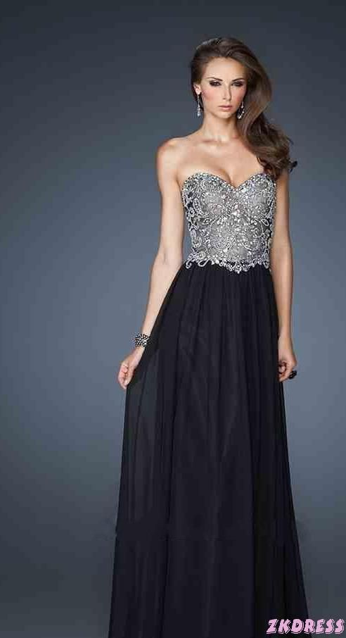 The 92 best Prom dresses images on Pinterest | Prom dresses, Party ...