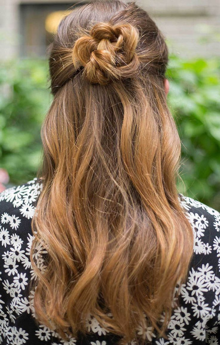 15 Super Easy Hairstyles for Lazy Girls Who Can't Even
