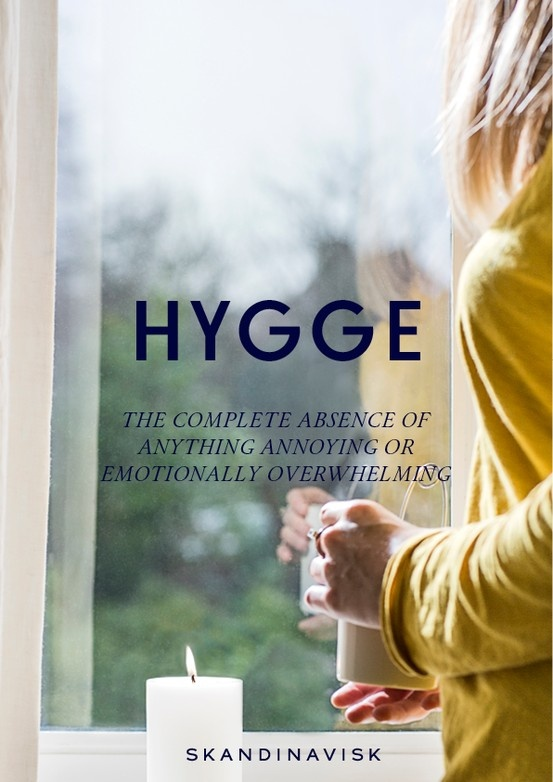 describing #hygge again. best served with coffee and candlelight  skandinavisk.com