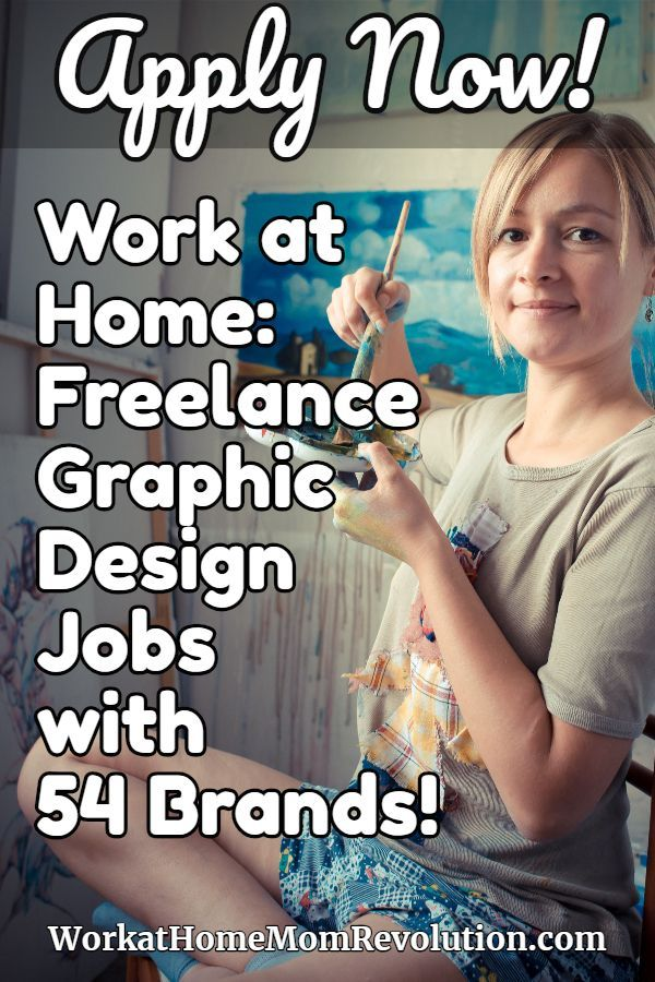 Work From Home Freelance Graphic Design Jobs With 54 Brands Freelance Graphic Design Freelance Graphic Design Jobs Graphic Design Jobs