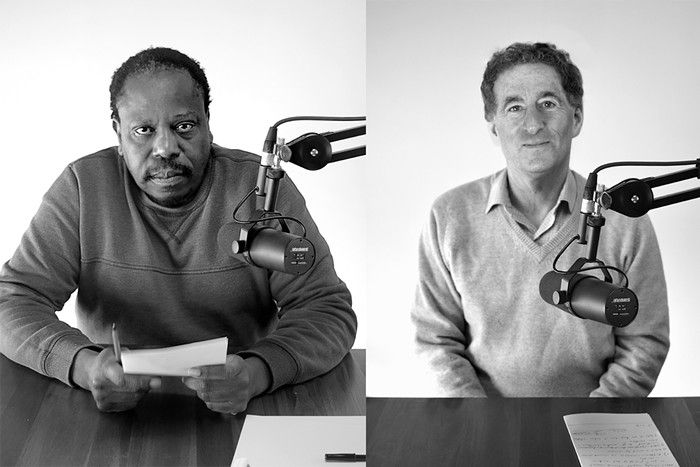 Celebrity weatherman Cliff Mass and The Stranger's Charles Mudede sit down for a debate over climate change