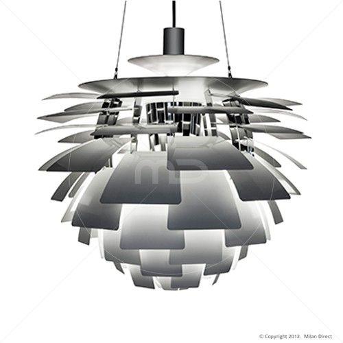 Poul Henningsen Artichoke Light - White - Replica
