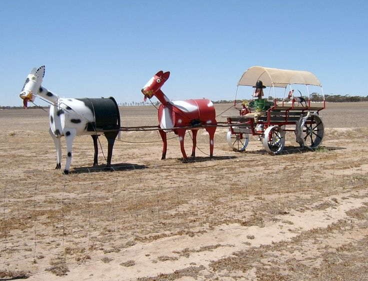 Tin Horse Highway, Western Australia For a seriously entertaining drive or fun…
