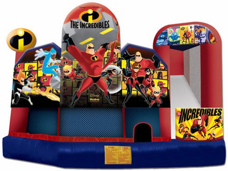 Buy cheap and high-quality The Incredibles 5 In 1 Combo. On this product details page, you can find best and discount Inflatable Toys for sale in 365inflatable.com.au