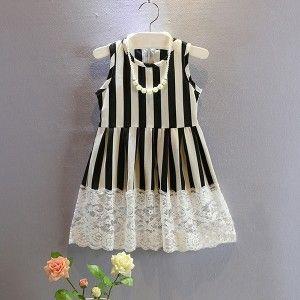 stripes dresses for kids - Buscar con Google