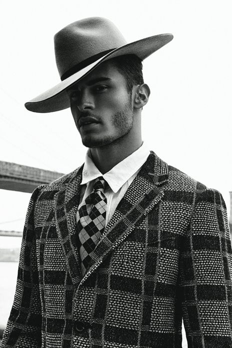 Baptiste Giabiconi for DSection - by Jack Waterlot