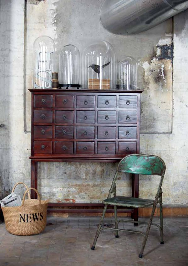 Great drawers! I have to get one like this!: Decor, Belle Jars, Glasses Domes, Chairs, Interiors, House Doctor, Drawers, Apothecaries Cabinets, Houses Doctors
