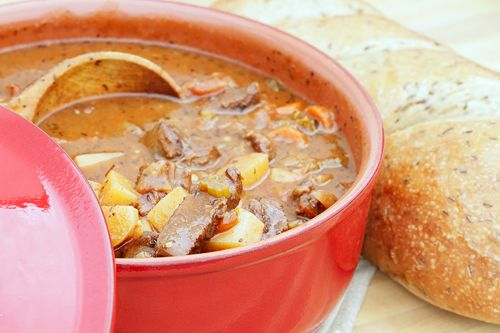 ... about recipes - wild game on Pinterest | Stew, Venison and Bacon