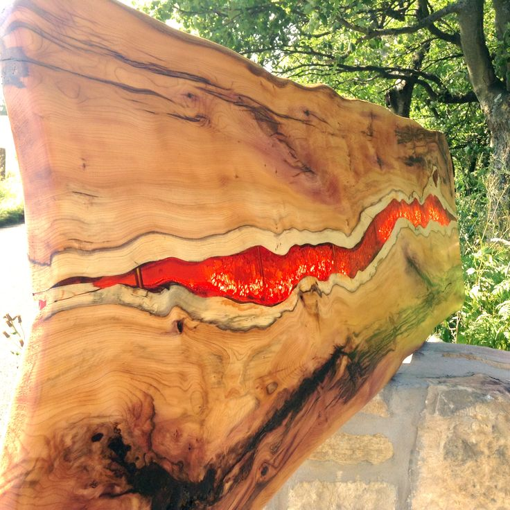Epoxy Driftwood Table: 1000+ Images About Slab Furniture On Pinterest