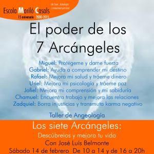 arcangeles 21 21 poder