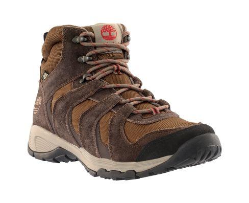detailed look 8ebee 2cccf Men s Fleet Trail Mid Waterproof Hiking Boots - Timberland