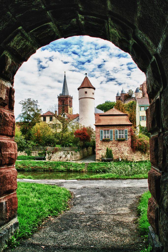 Wertheim, Germany. Study Abroad | #GlobalGators! Visit the #UFIC website for more information: ufic.ufl.edu/sas/