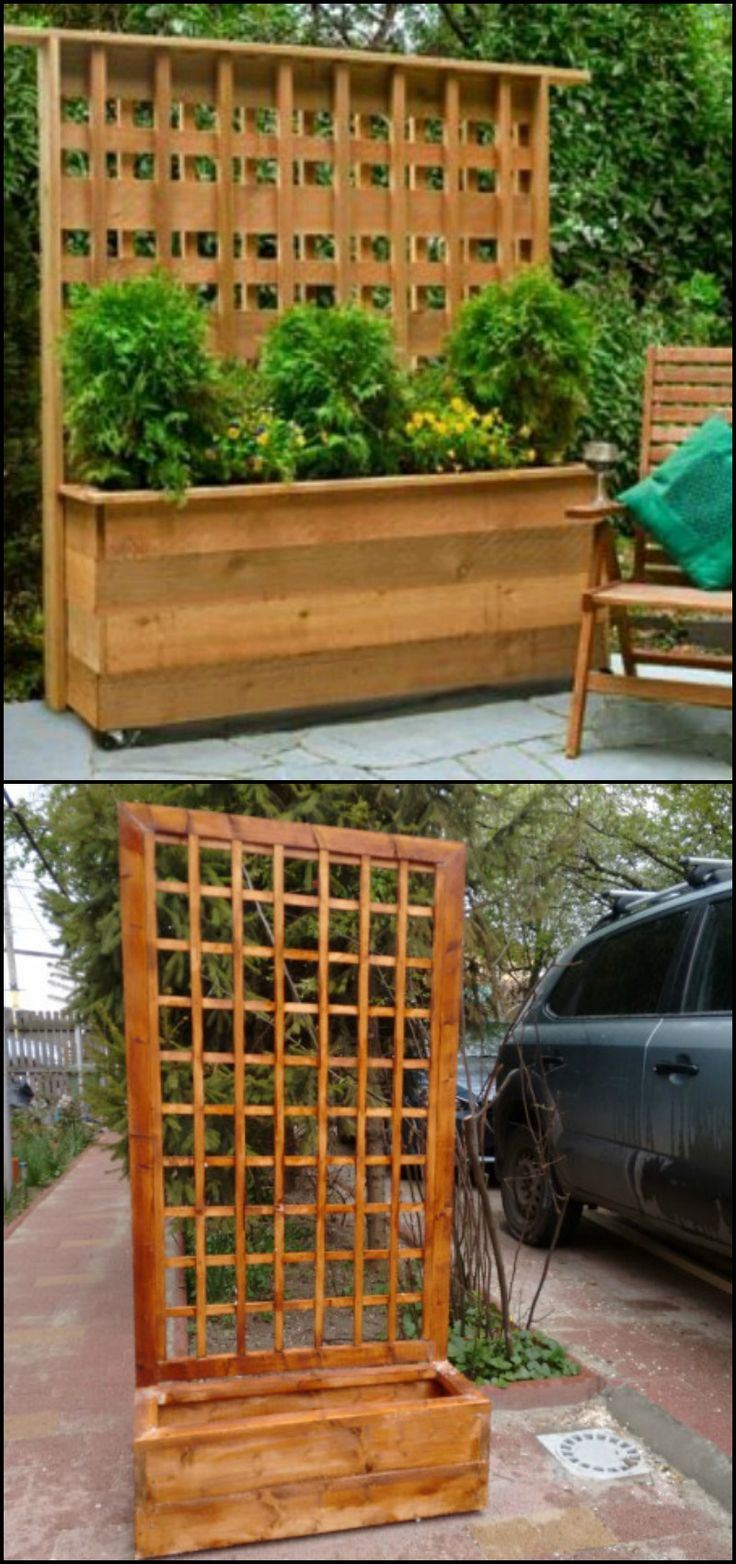 Diy Patio Privacy Screen Ideas: 920 Best Lattice Images On Pinterest