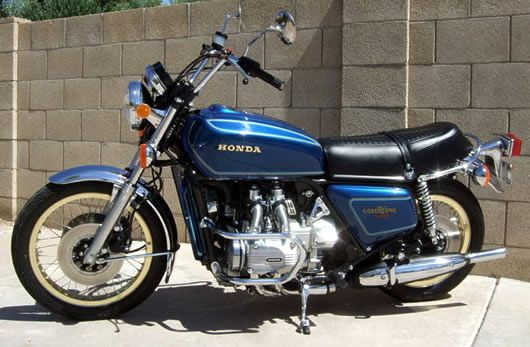 Honda Goldwing GL 1000 Classic motorcycle pictures - Motorcycles pictures