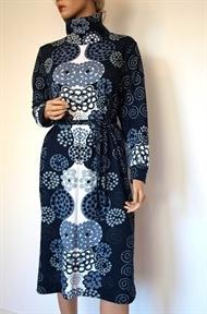 Maud Fredin Fredholm - '60's Swedish textile designer - dress